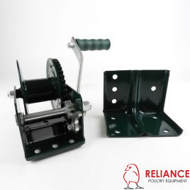RELIANCE-HAND-WINCH-and-Bracket-