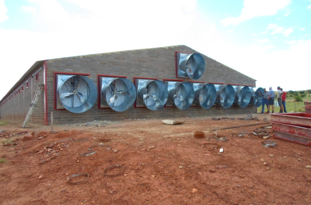VENTILATION & COOLING SYSTEMS